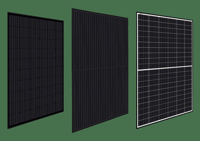 Gamme panneaux solaire Acnergy